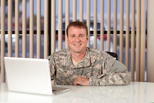 Military Men Career