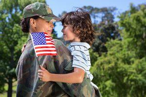 Military Women Career