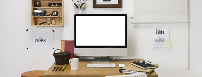 You Can Work It! How to Turn Any Space into a Home Office that Inspires!