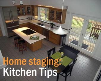 Home Staging Secrets: The Kitchen