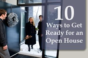 10 Ways to Prep Your Home for an Open House