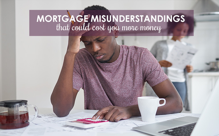 Buying a New Home? Five Major Mortgage Mistakes You Can Avoid!
