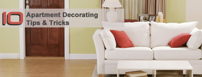 10 Common Apartment Decorating Mistakes