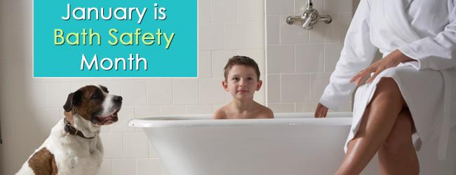 Splish, Splash.. It is Time to Add Safety to Your Bath!