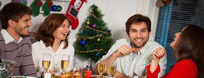 Merry Christmas! Tips for Ho-Ho-Hosting a Perfect Holiday Party