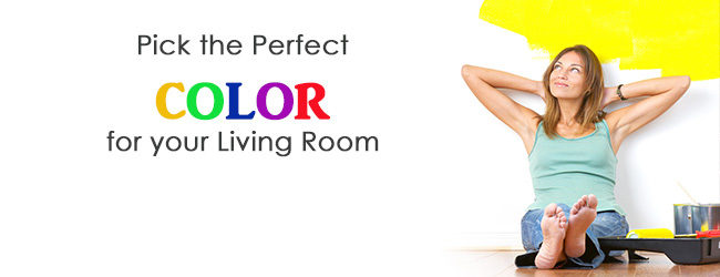 How to Choose the Perfect Color for Your Living Room