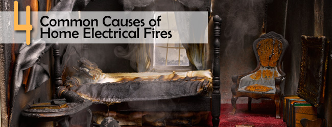 Prevent It! Common Causes of Home Electrical Fires