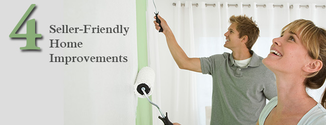 4 Home Improvements That Can Help Sell Your Home