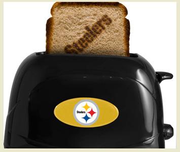 Steelers Toaster
