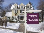 Hot Tips to Warm Up Buyers During a Winter Open House