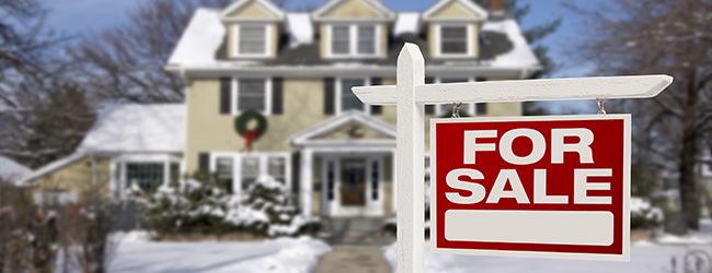 Stress Over Selling Your Home in Winter? Let it Go with These Five Festive Tips!