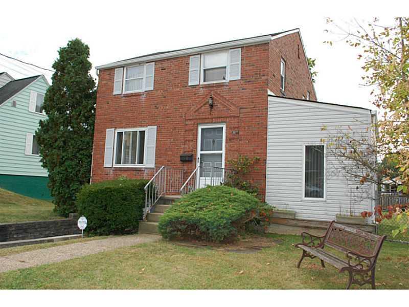 1029597 370 Vanadium Bridgeville 15243:zip Scott Township Pittsburgh
