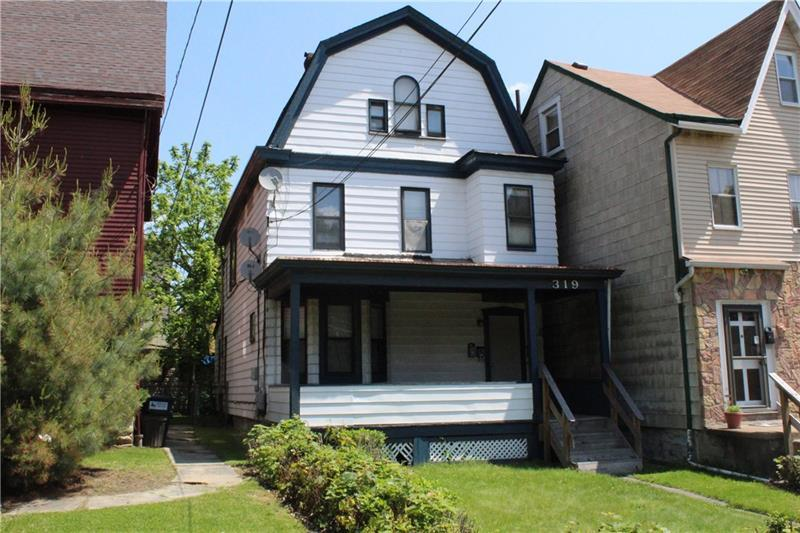 319  Franklin Avenue, Wilkinsburg