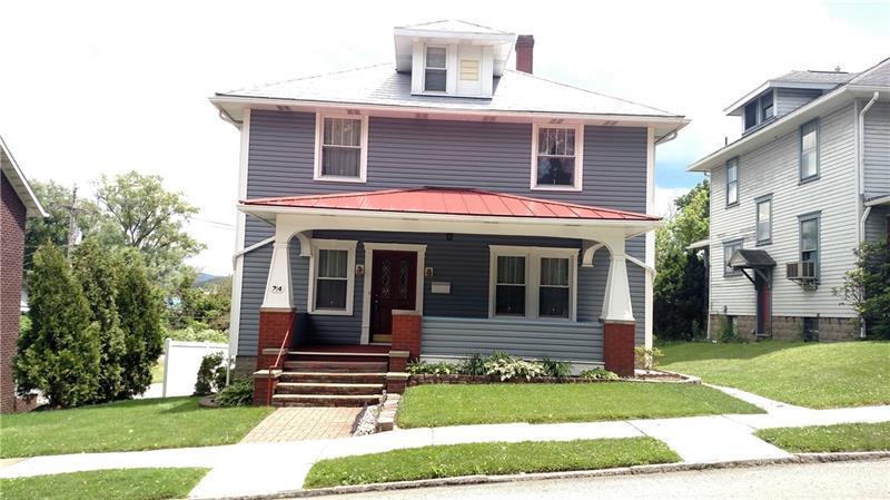 714 N Chestnut Street, Scottdale