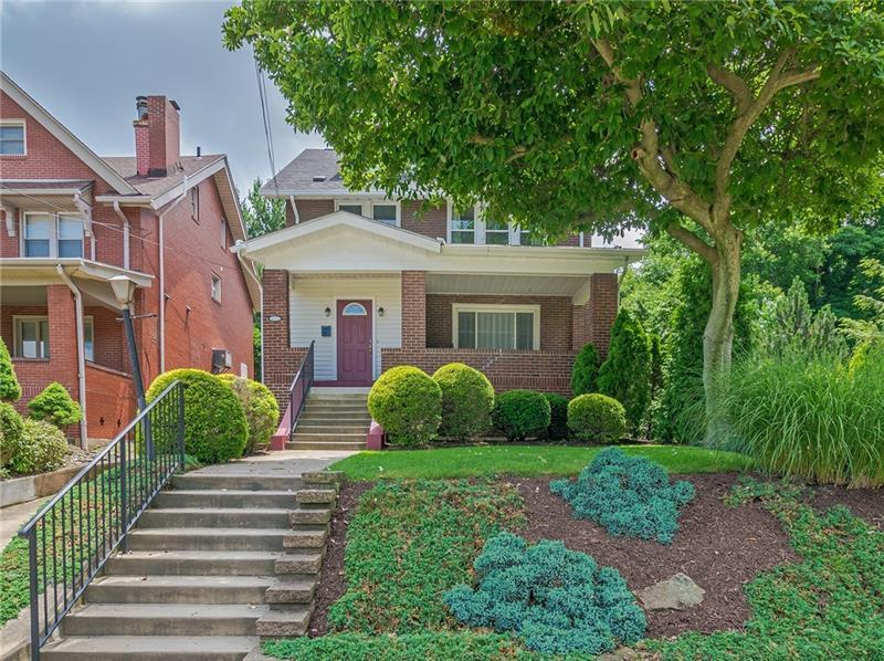6550  Bartlett, Squirrel Hill