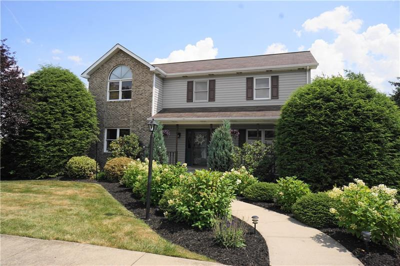 1047  Whispering Woods Drive, Moon - Crescent Twp