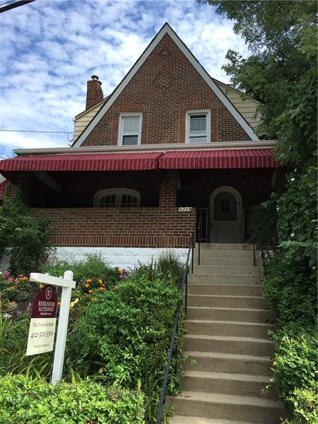 4349  Ludwick, Squirrel Hill