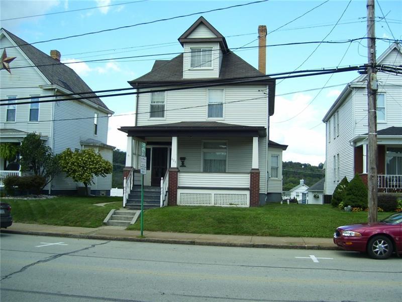 825  Broad Ave, Belle Vernon