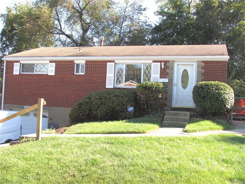752  Clearview Drive, Penn Hills