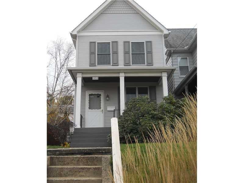 1532  Vance Ave, Coraopolis