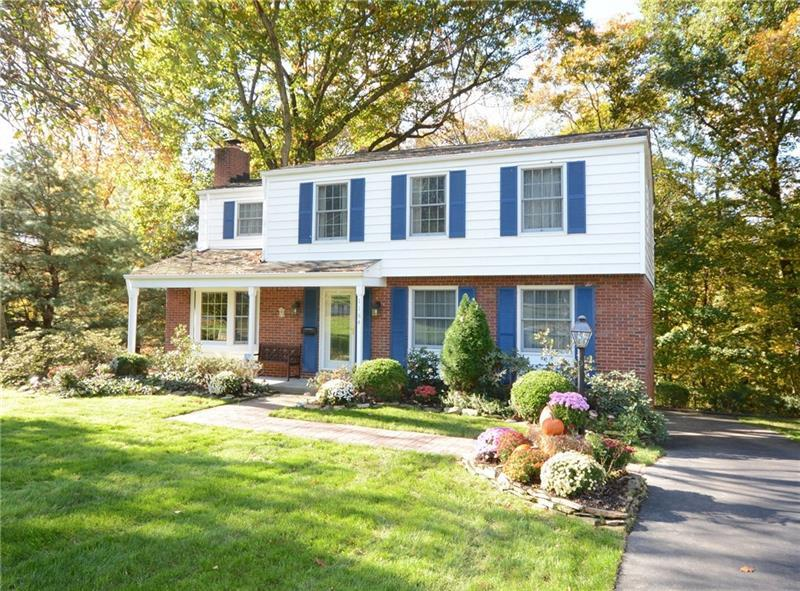 Upper St. Clair Homes for Sale