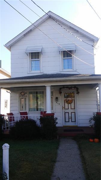 416  2nd Street, Monessen