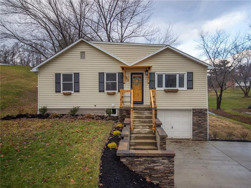 1043 Chapel Road, Center Township