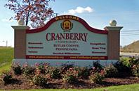 Cranberry Township and Wexford:  Come on Over, Baby… and Families, Retirees and More!