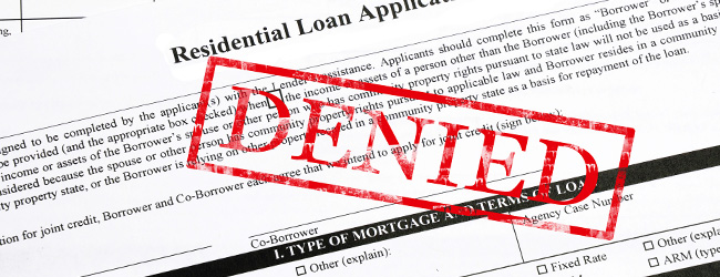 """Coping with Mortgage Rejection: Where to Go When You Hear """"No"""""""