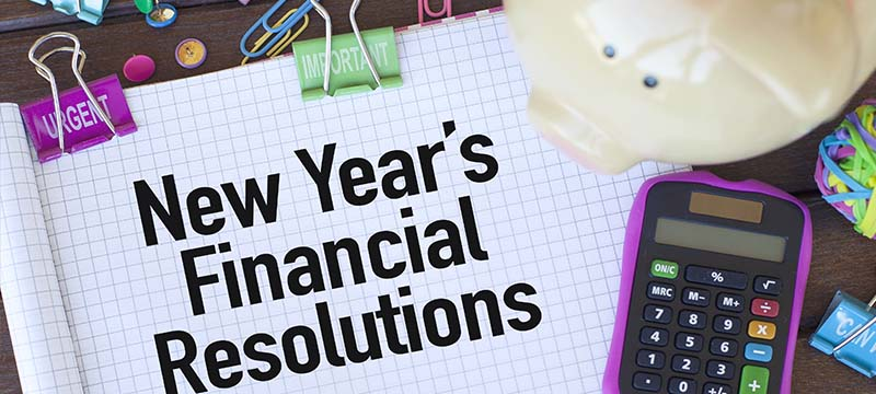 Five Financial New Year's Resolutions You Can Achieve in 2016!