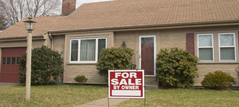 Thinking FSBO? Why That's a No-No!