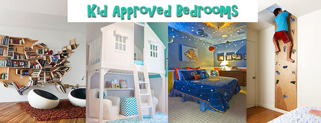 How to Create Cool Escapes in Your Kids' Rooms!