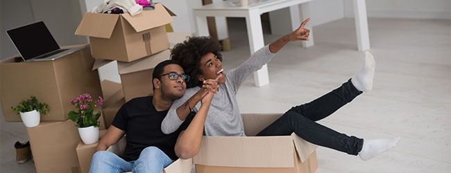 Five Hacks to Help Pack for Your Next Move