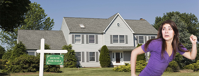 10 Ways to Scare Away Potential Home Buyers