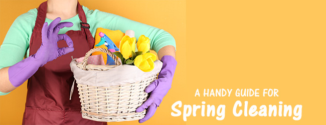 Thinking Spring? Your Annual Checklist has Sprung!
