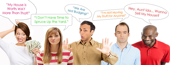 Ten Phrases No Seller Should Say During the Home Sale Process