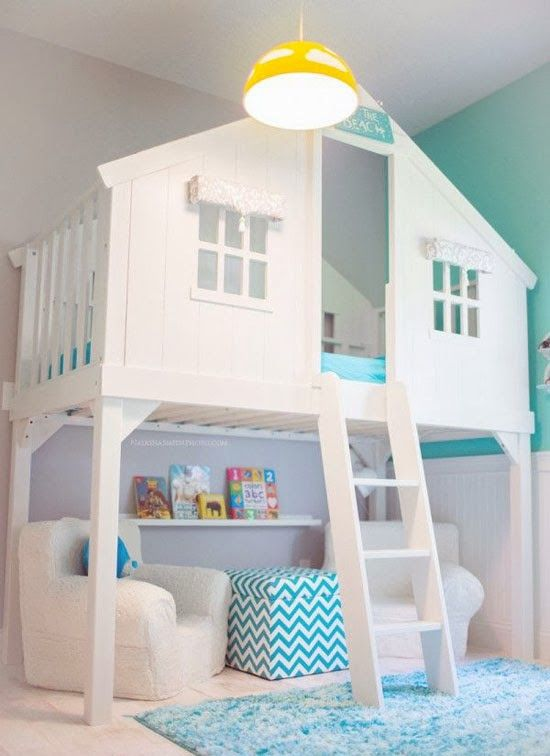How to Create Cool Escapes in Your Kids\' Rooms! | Berkshire ...