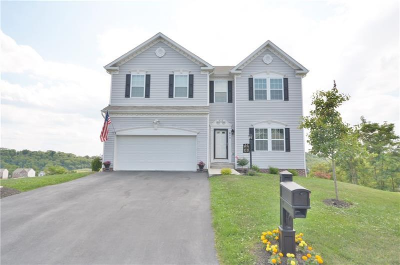 411  Summit Court, Chartiers