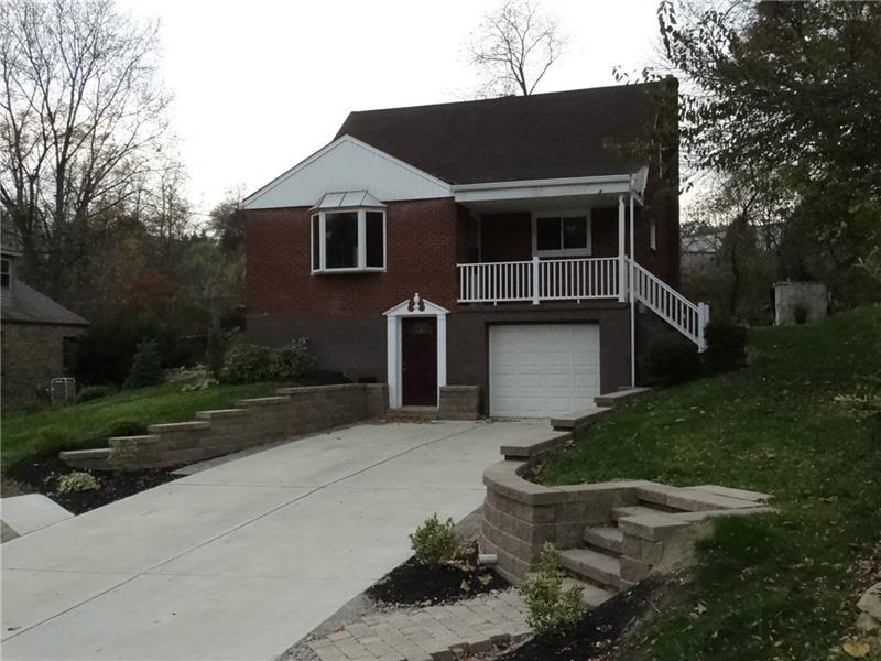 419  Orchard Drive, West Mifflin