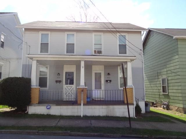 550 & 552  Grove Street, City of Greensburg