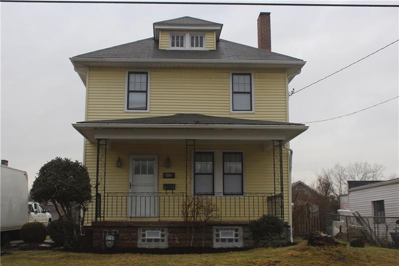 2422 W Irwin Street, Hopewell Township