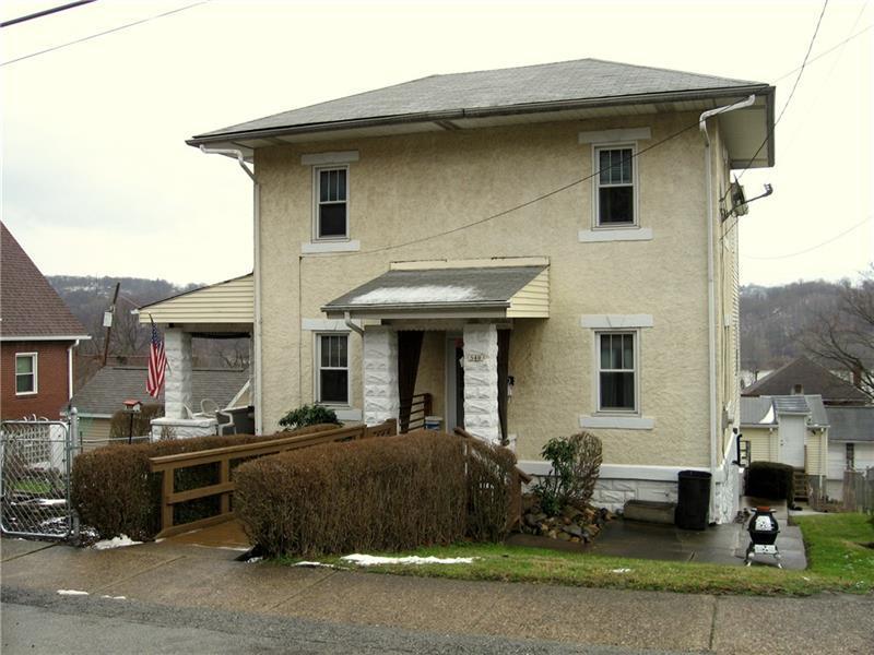 540  Walnut Street, Blawnox