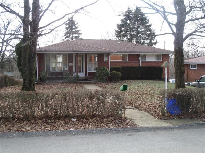 423 Valley View Drive, Monroeville