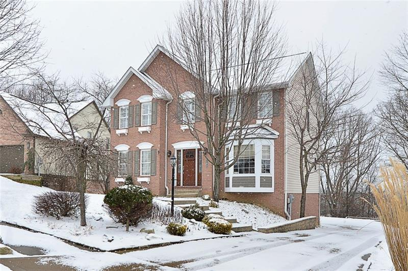 180 Hampshire Drive, Cranberry Township