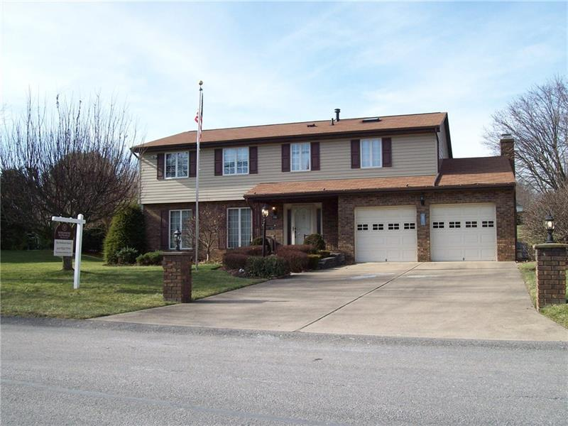 166  Greenwood Drive, South Fayette
