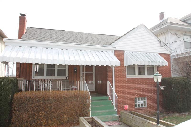 435 Perry Ave, City of Greensburg