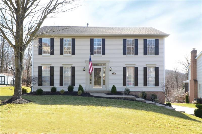 410 Pin Oak Court, Moon - Crescent Twp