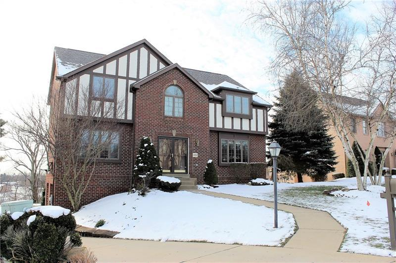 332 Grail Hill Court, South Fayette