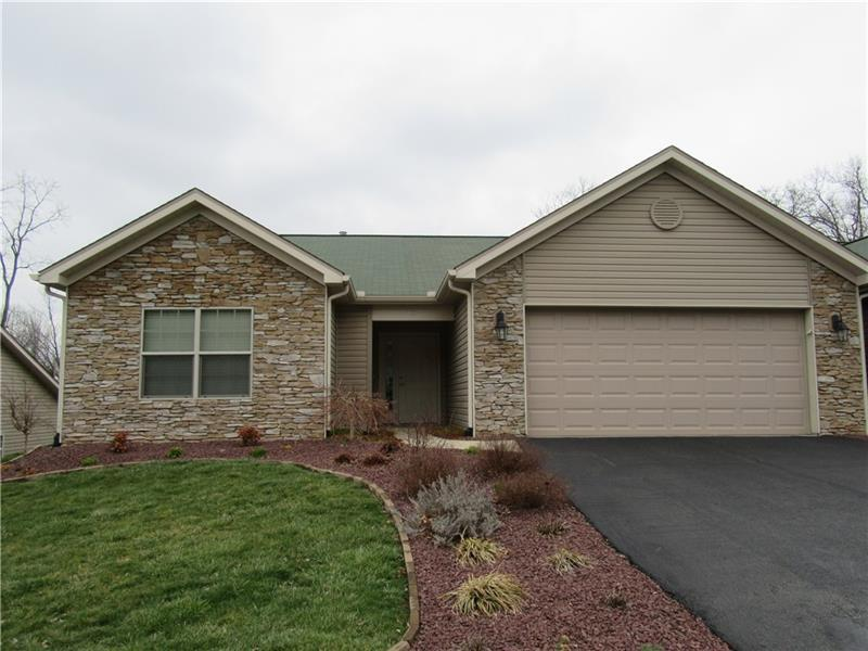 New Patio Homes In Westmoreland County Pa