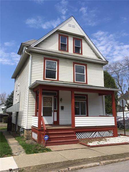 320 N Chestnut Street, City of Butler NW